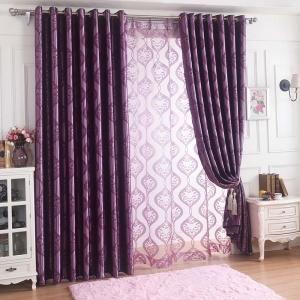 Искусственный шелк - ткань для штор